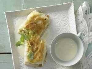 Strudel-Pfannkuchen Rezept